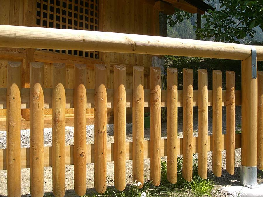 Steccato Per Giardino : Belle idee per una recinzione in legno da giardino in bianco